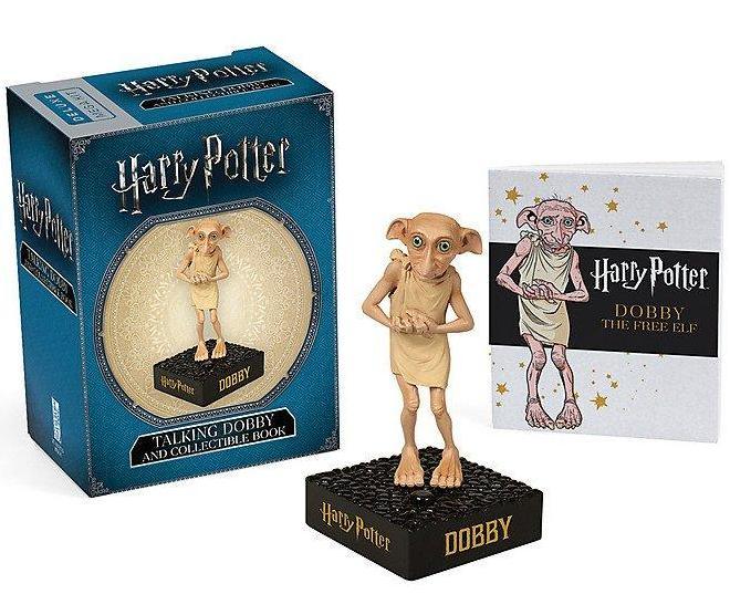 Harry Potter: Talking Dobby Kit