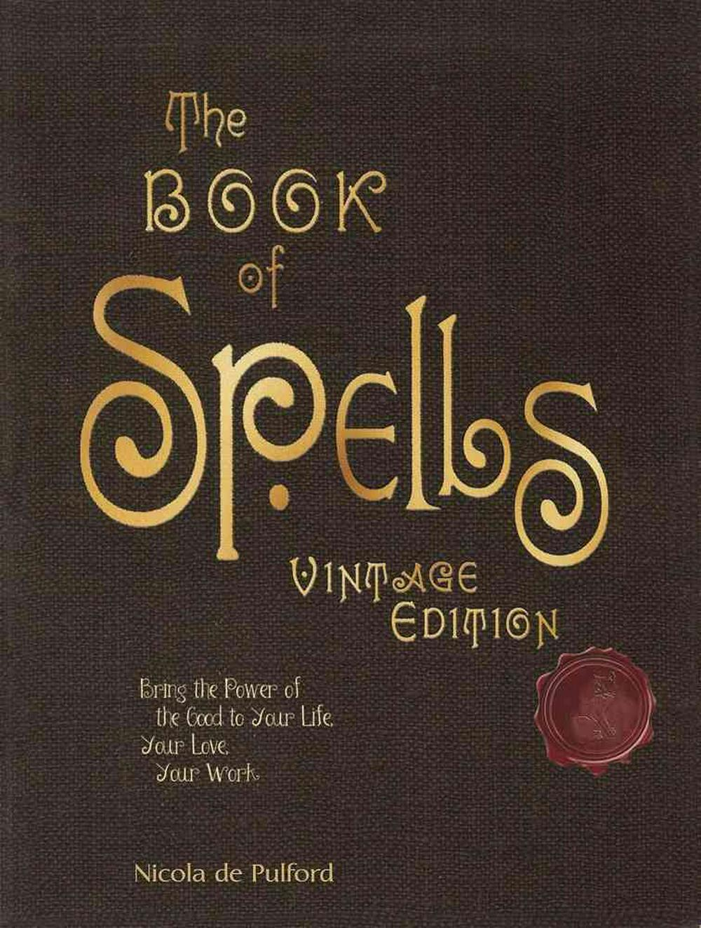 The Book of Spells: Vintage Edition