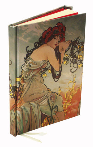 Mucha: Summer Journal
