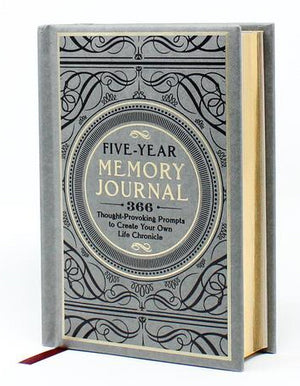 5 Year Memory Journal -- DragonSpace