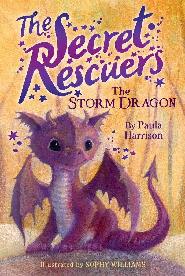 The Secret Rescuers: the Storm Dragon