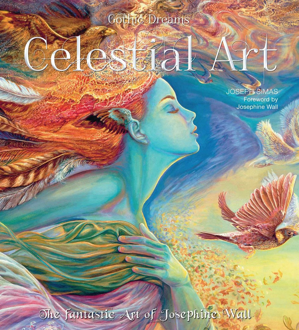 Celestial Art: The Fantastic Art of Josephine Wall