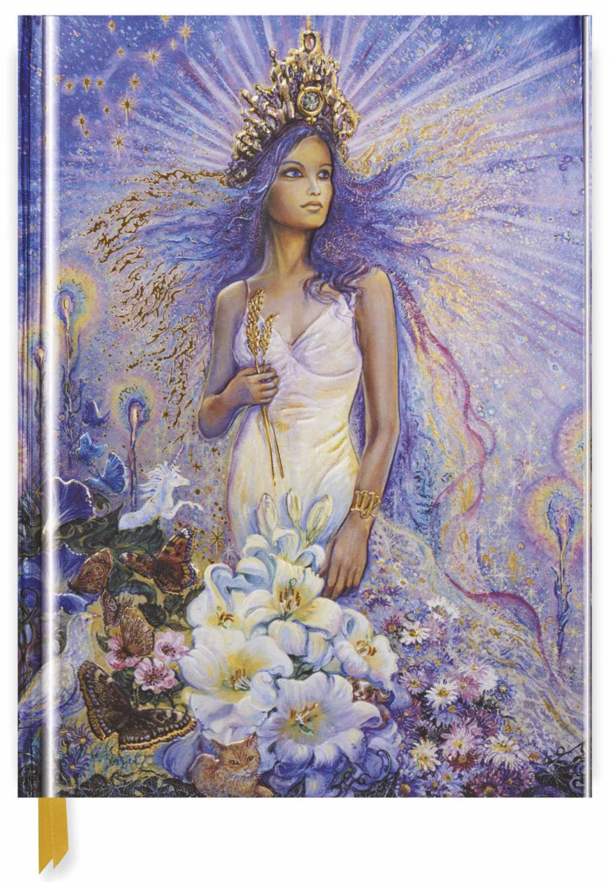 Josephine Wall: Virgo Sketchbook