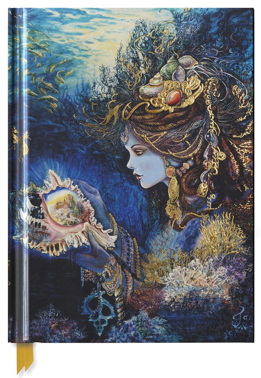 Josephine Wall: Daughter of the Deep Sketchbook
