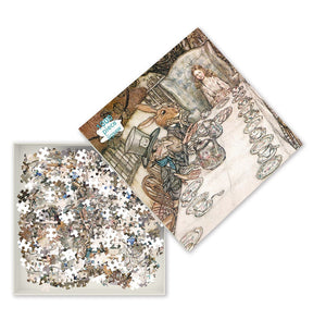Rackham's Alice in Wonderland Puzzle (1000 Pieces)