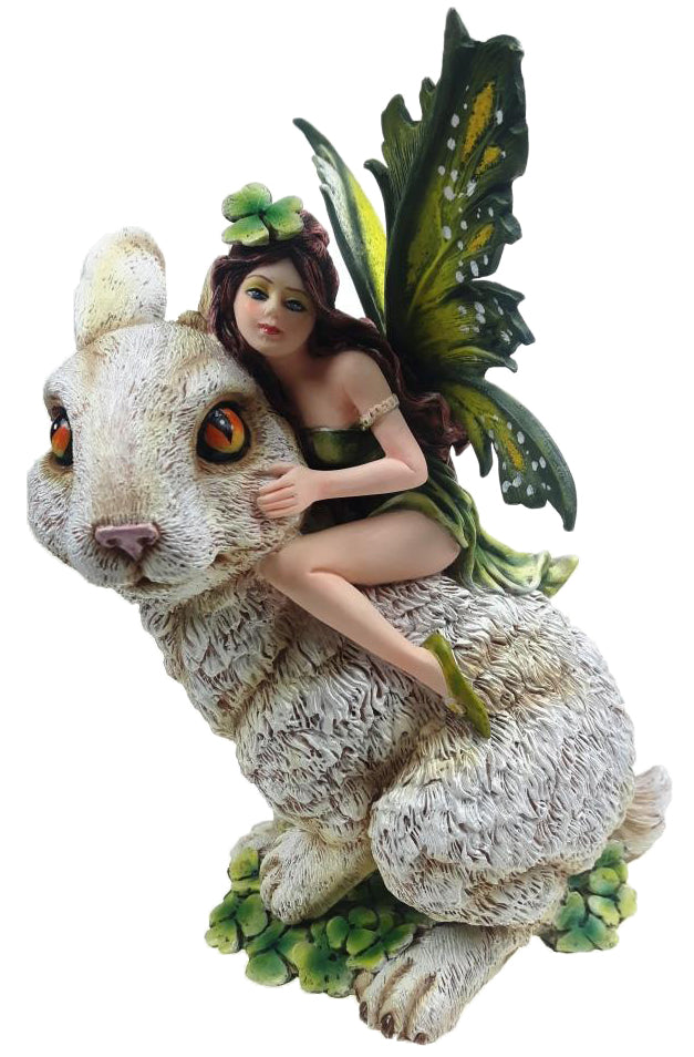 Clover Fairy on Rabbit