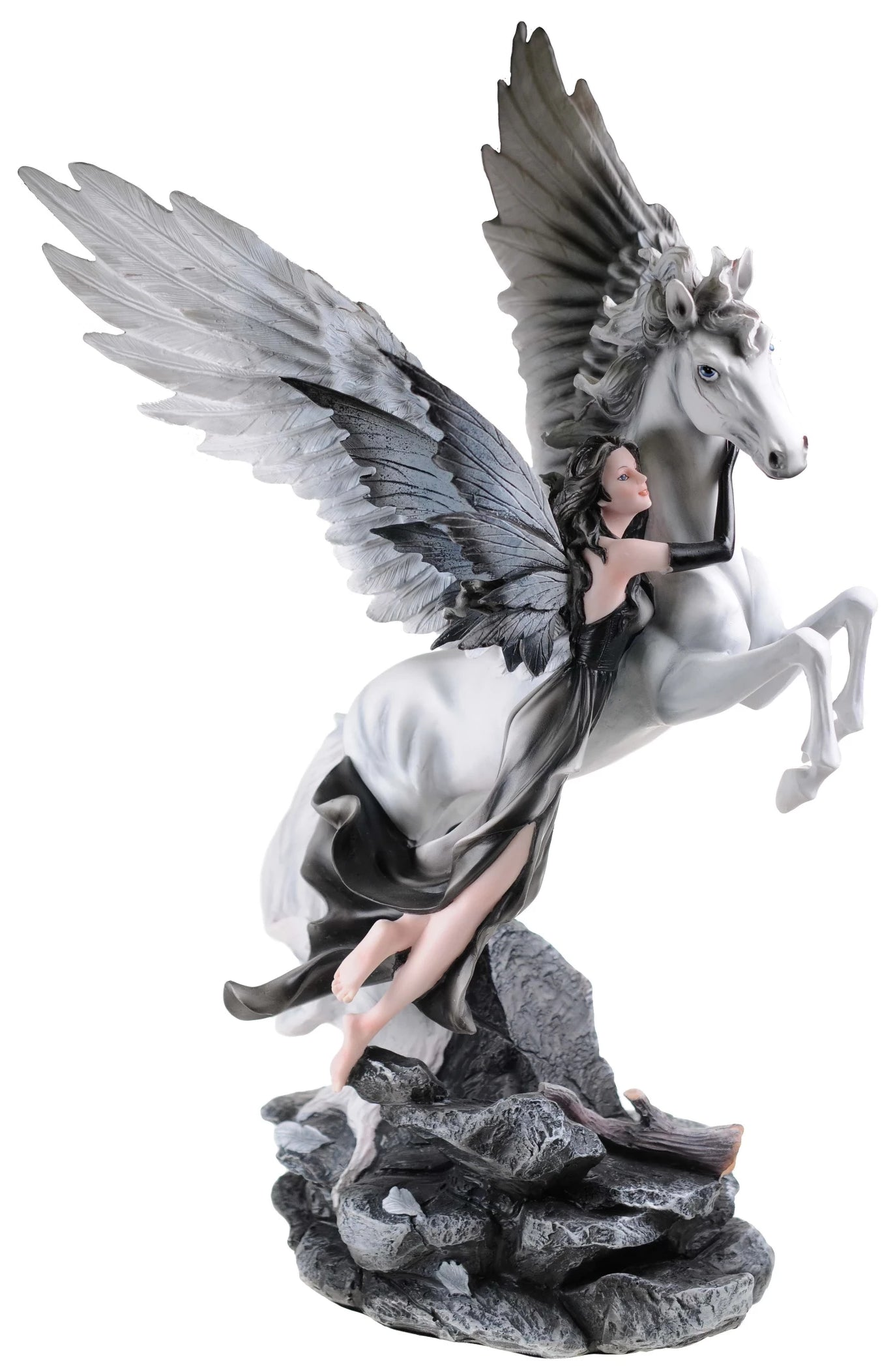 Pegasus Ascending with Fairy