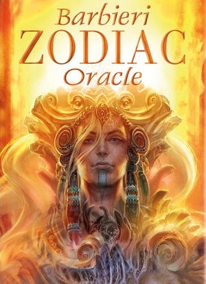 Barbieri Zodiac Oracle -- DragonSpace