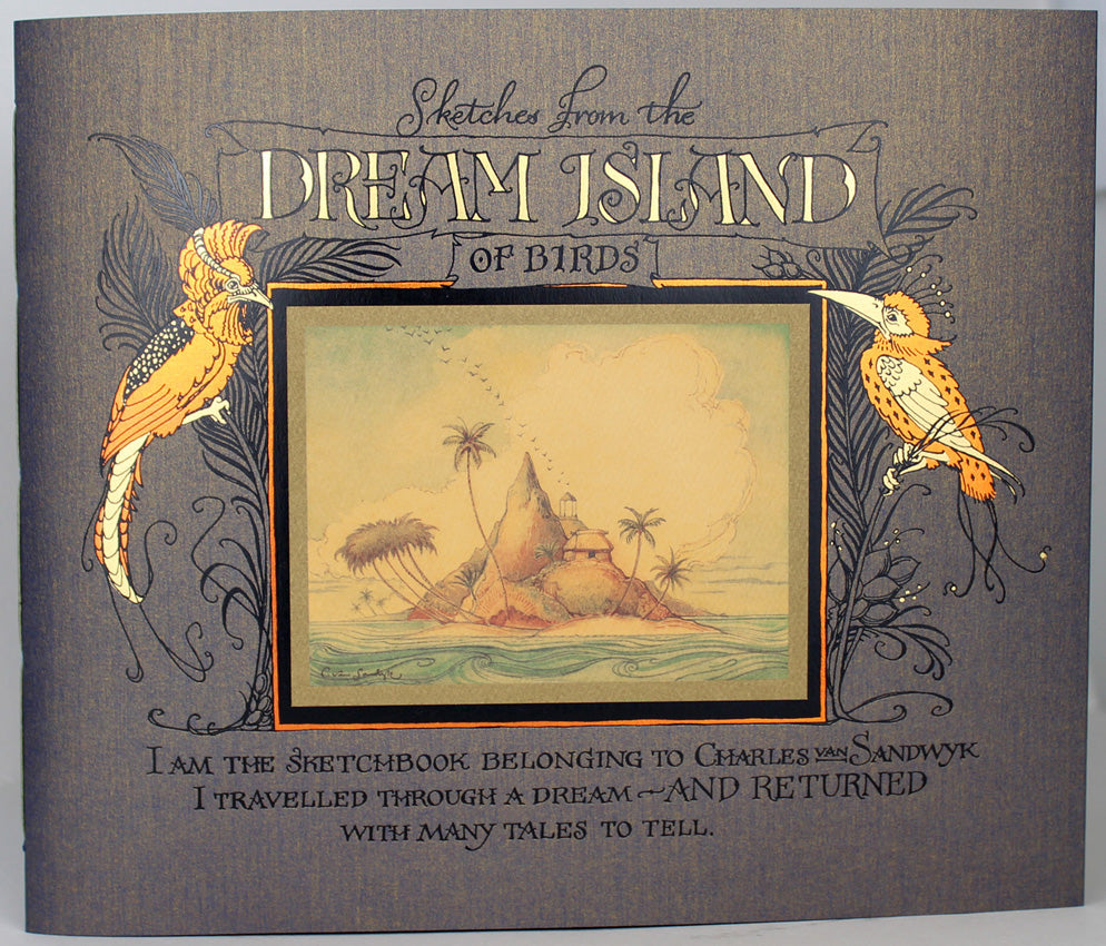 Sketches from the Dream Island of Birds