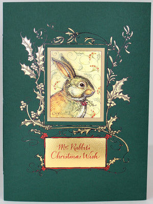 Mr. Rabbit's Christmas Wish
