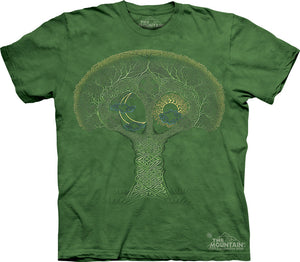 Celtic Roots T-Shirt -- DragonSpace