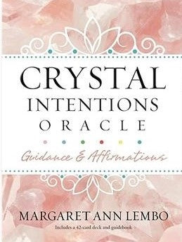 Crystal Intentions Oracle: Guidance and Affirmations -- DragonSpace