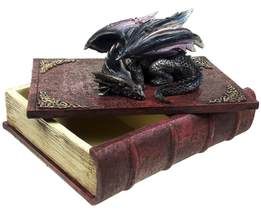 Dragon Spellbook Box