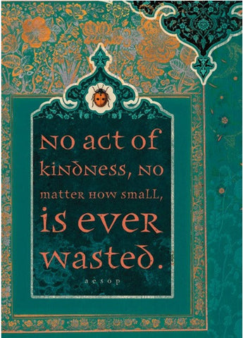 No Act of Kindness Card