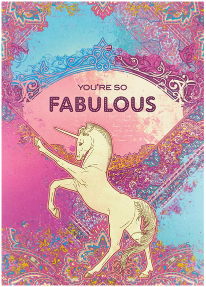 You're so Fabulous Card