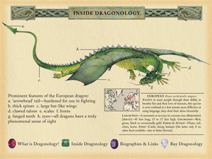 Dragonology: The Complete Book of Dragons -- DragonSpace