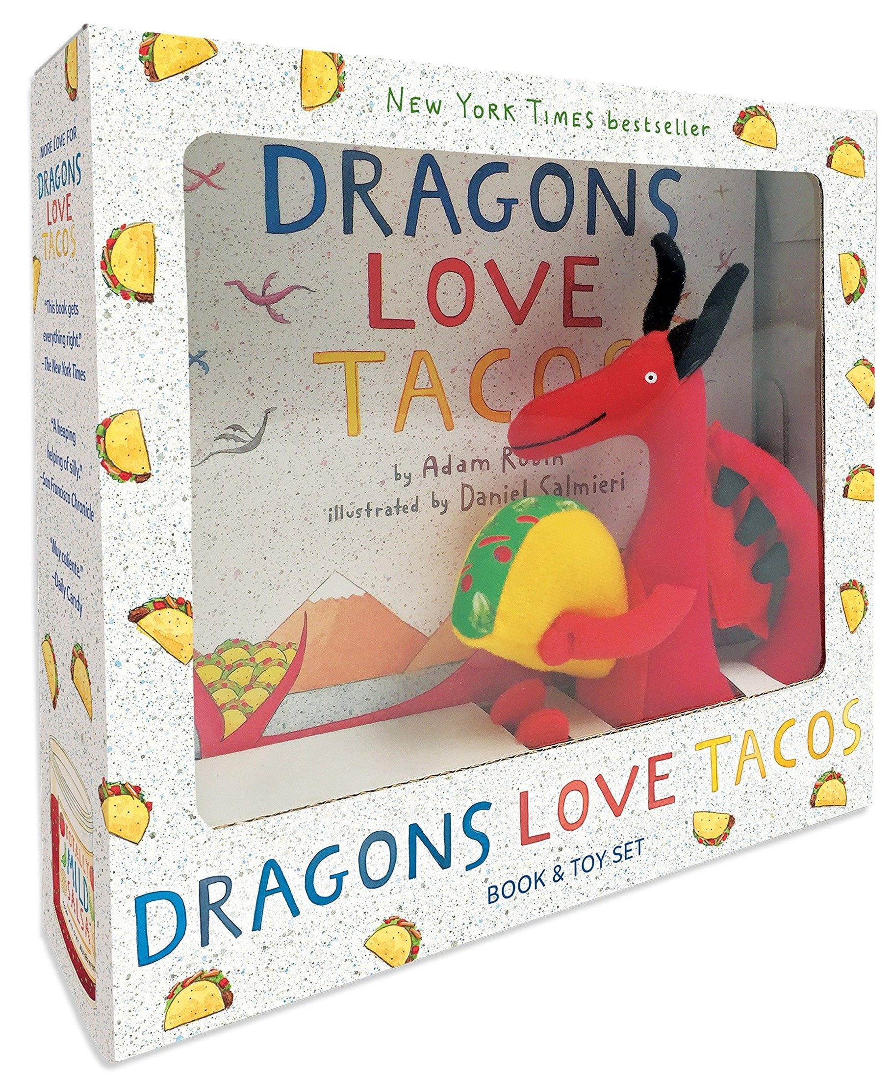 Dragons Love Tacos: Toy & Book Set
