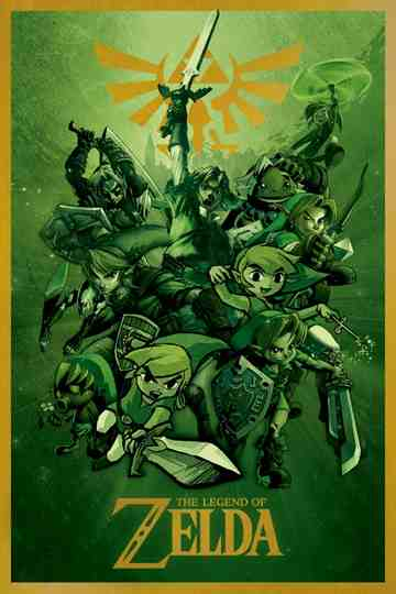 Legend of Zelda: Links Poster