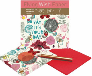 It's Your Day Flying Wish Kit