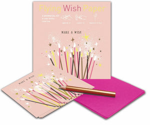 Make a Wish Flying Wish Kit