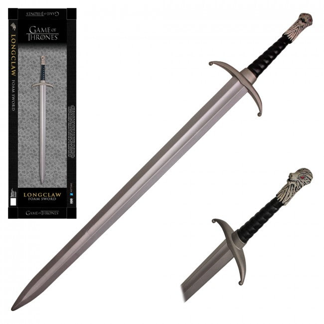 "Jon Snow's ""Longclaw"" Foam Sword"