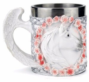 Unicorn Rose Mug