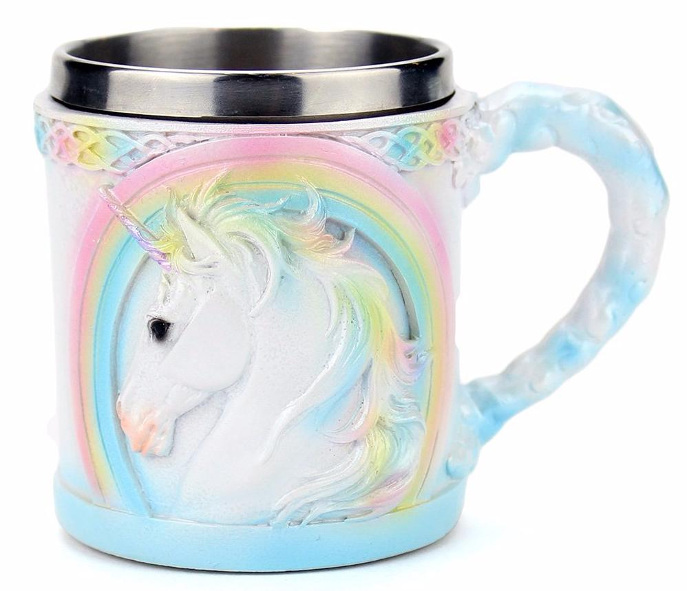 Rainbow Unicorn Mini Mug