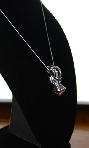 Dragon Head Pendant