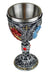 Multicolour Dragon Cameo Goblet
