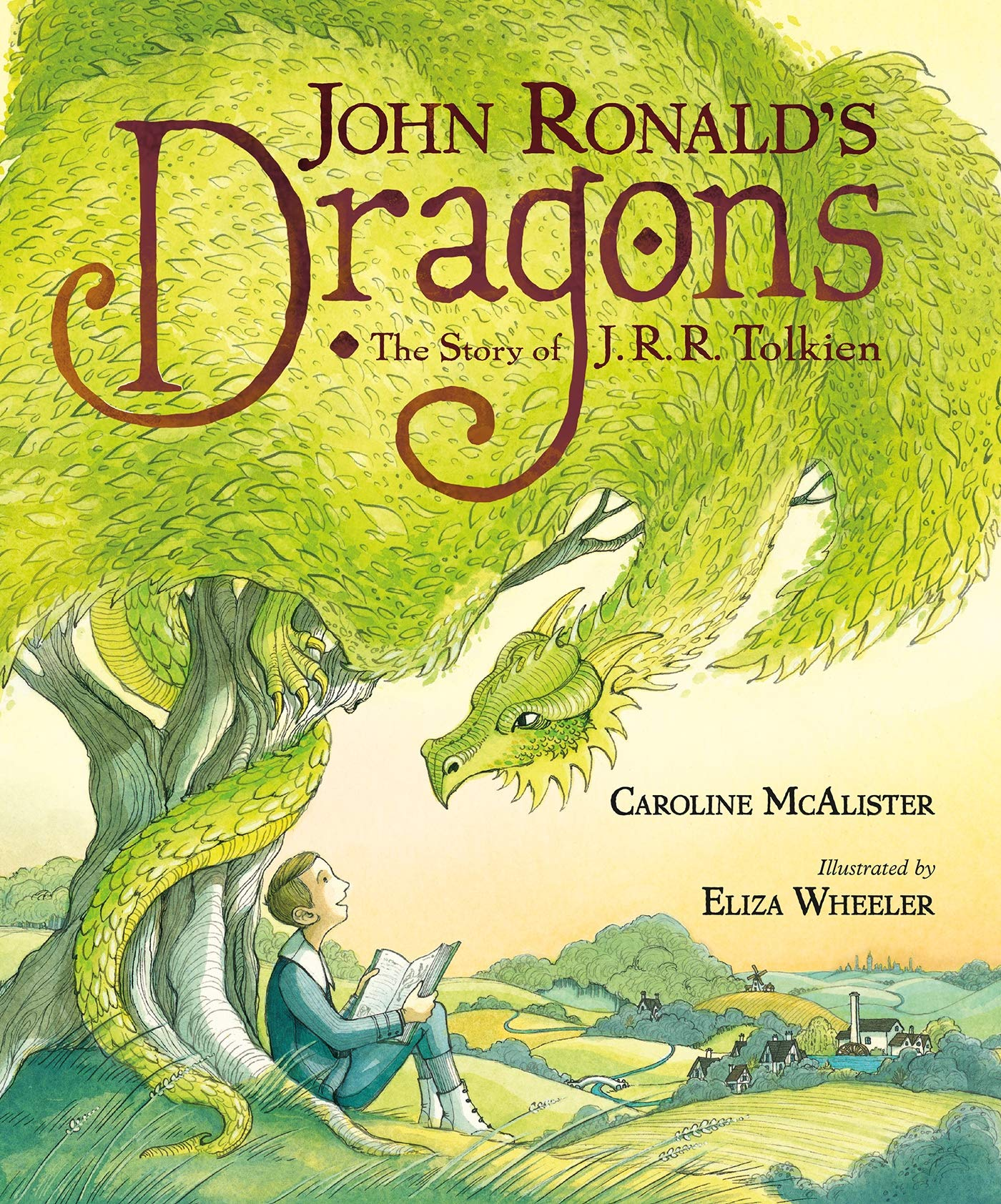 John Ronald's Dragons: The Story of J.R.R Tolkien