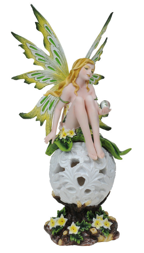 Nightlight LED Fairy on Ball
