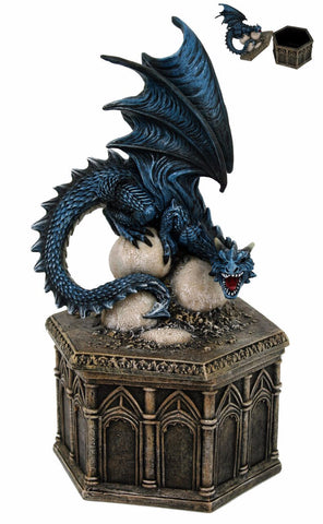 Blue Dragon Box