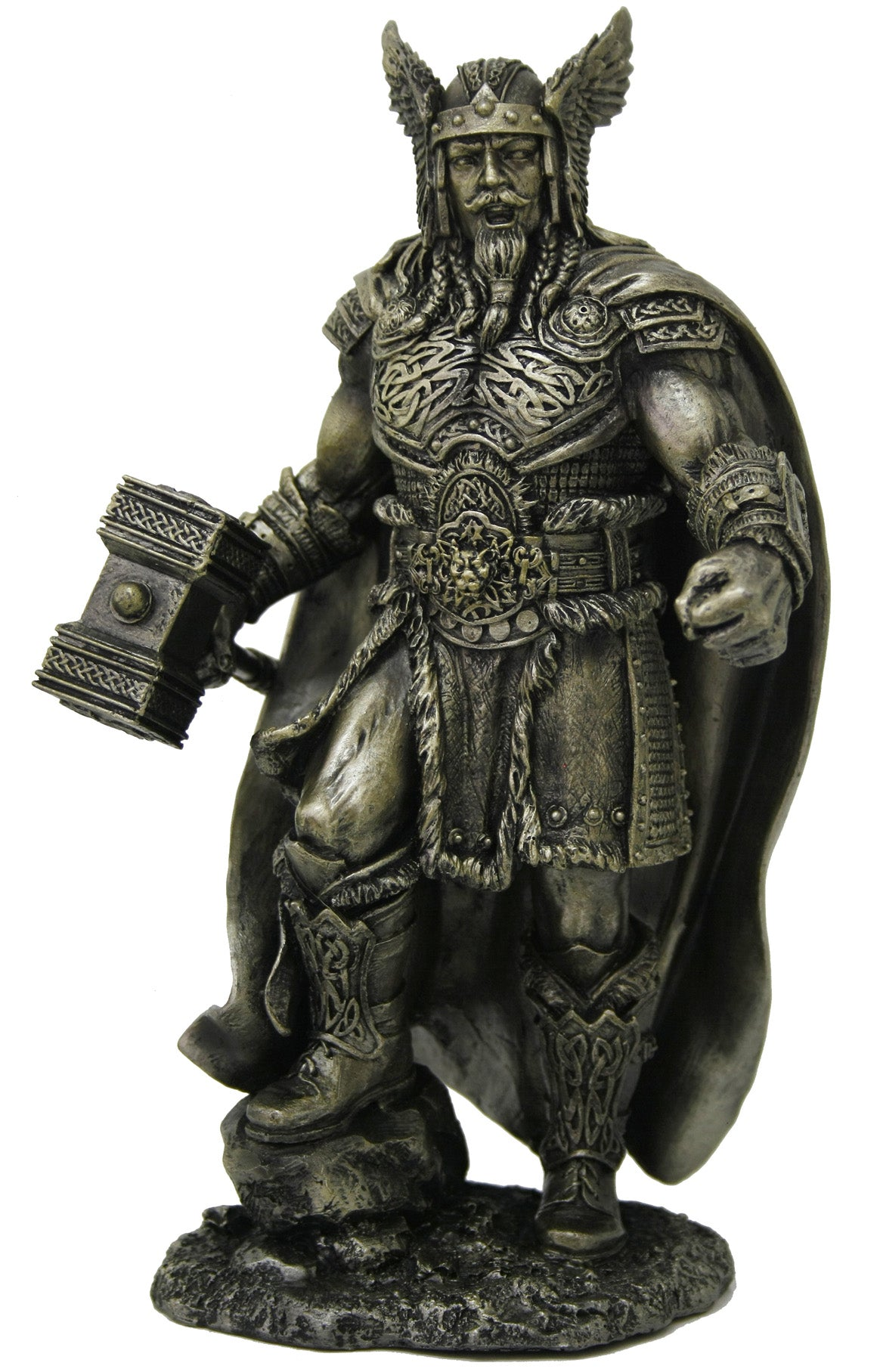 Thor Norse God Figurine Dragonspace Gift Shop