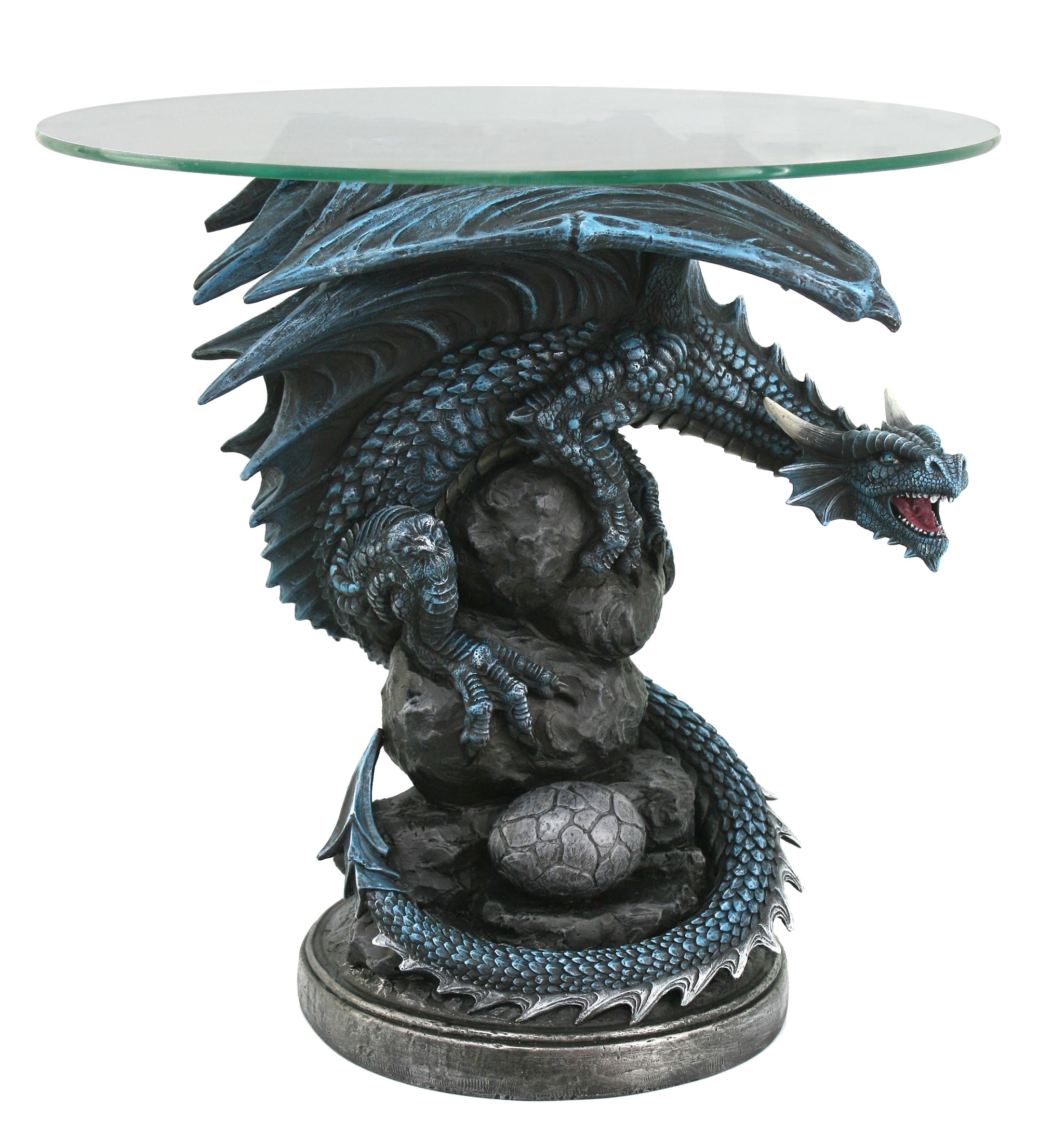 Blue Dragon Table