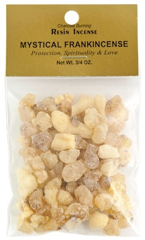 Mystical Frankincense Resin