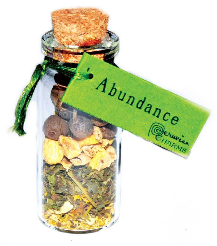 Abundance Spellbottle