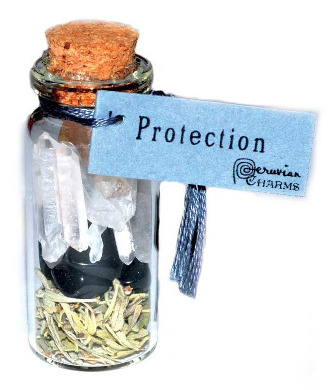 Protection Spellbottle