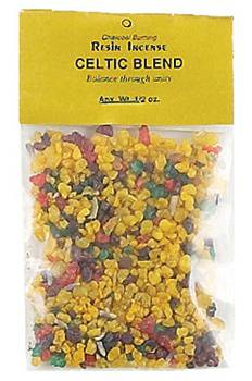 Celtic Blend Resin -- DragonSpace