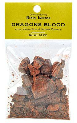 Dragon's Blood Resin -- DragonSpace