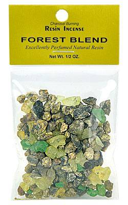 Forest Blend Resin -- DragonSpace
