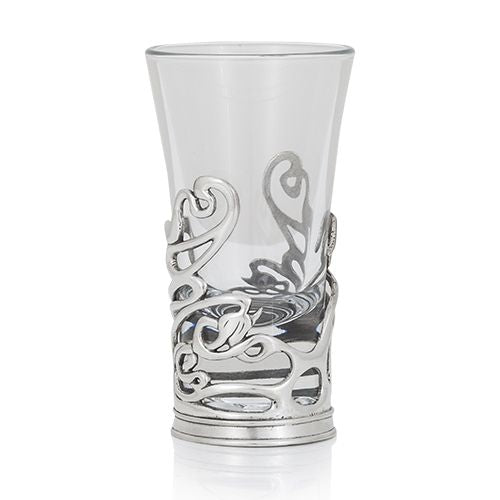 Neverending Swirl Shot Glass