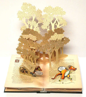 The Dragon & The Knight: A Pop-Up Book