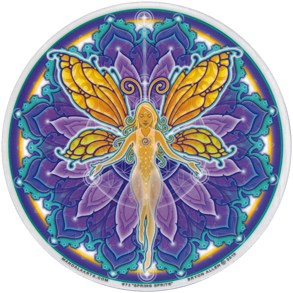 Fairy Window Sticker