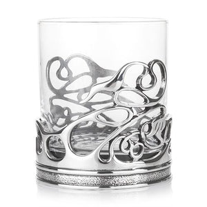 Neverending Swirl Whisky Tumbler