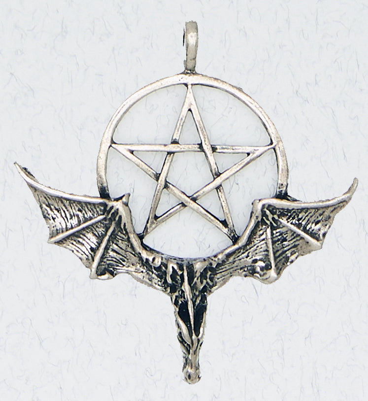 Pentacle of the Dragon Necklace