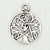 Pentacle with Tree Necklace