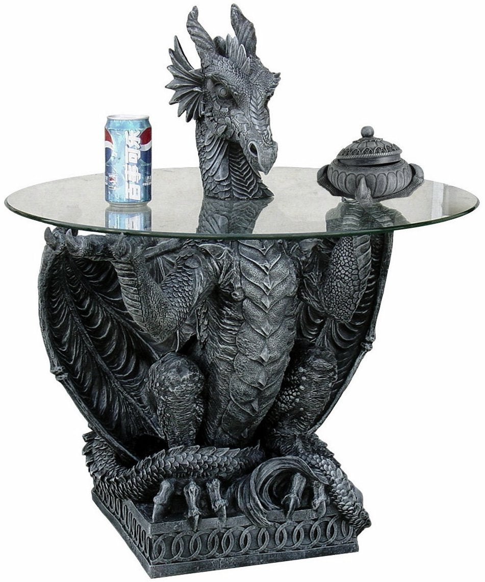Pop-Up Dragon Coffee Table