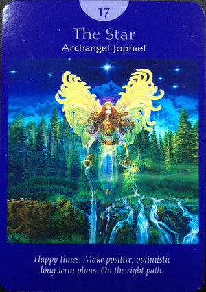 Angel Tarot -- DragonSpace