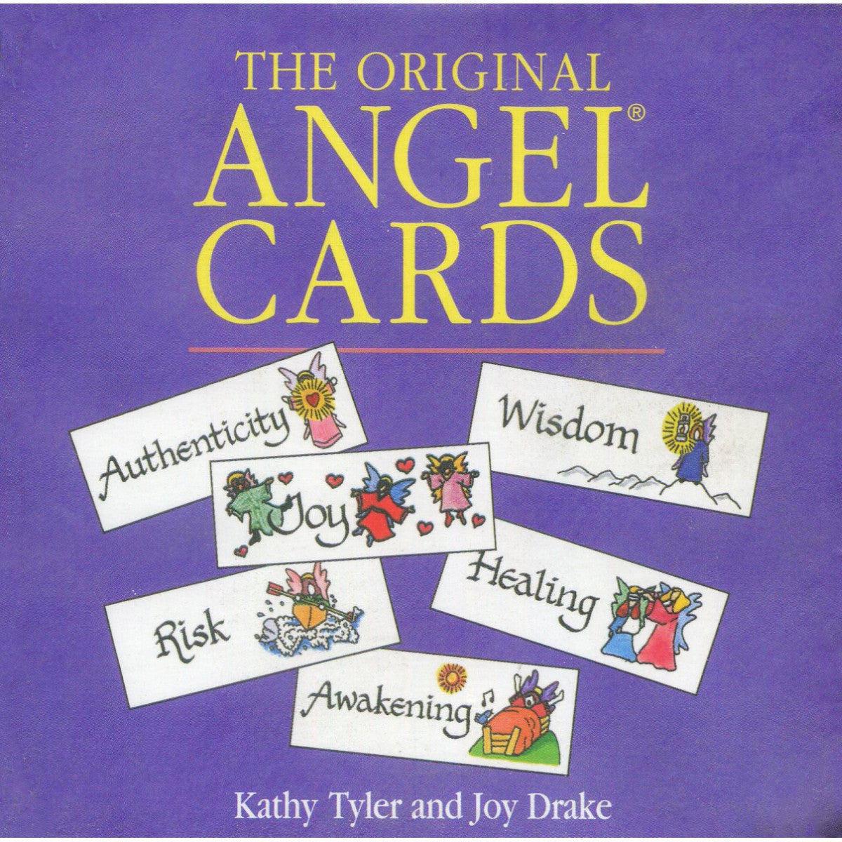 The Original Angel Cards -- DragonSpace