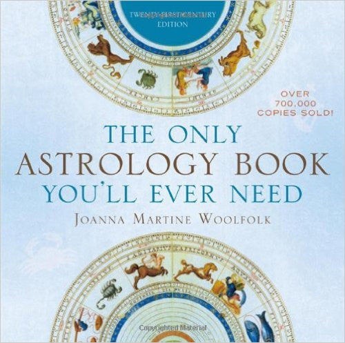 The Only Astrology Book You'll Ever Need -- DragonSpace